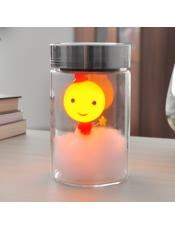 光控太阳能阳光罐子月光罐