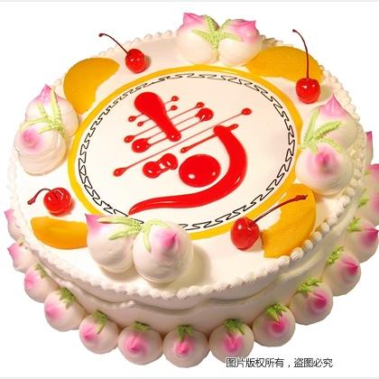 普通蛋糕/祝寿蛋糕图片