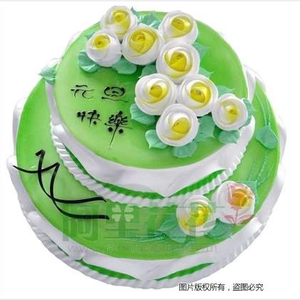 普通蛋糕/庆典蛋糕