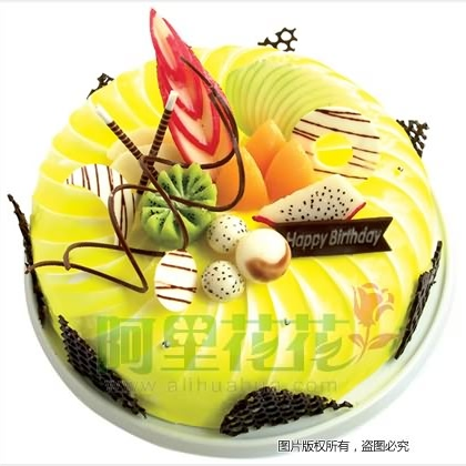 普通蛋糕/节日蛋糕