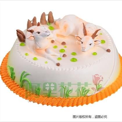 普通蛋糕/生日蛋糕