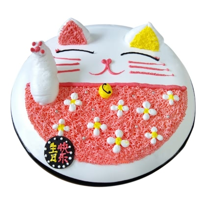 普通蛋糕/节日蛋糕图片