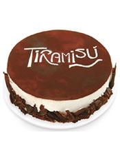 提拉米苏蛋糕,巧克力屑围边(请提前2-3天以上预定,并咨询客服人员所送地区能否制作)