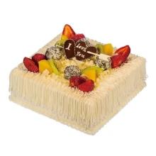 蛋糕图片:一见倾心(好利来)