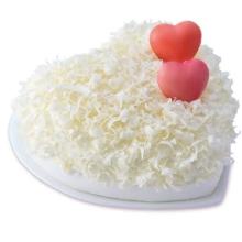 蛋糕图片:心扉