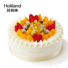 蛋糕图片:花漾甜心