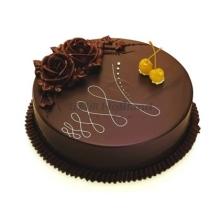 蛋糕图片:秋意浓