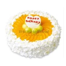 蛋糕图片:黄金岁月
