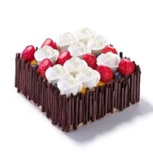 蛋糕图片:心意满满