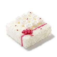 蛋糕图片:珍情