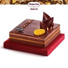 哈根达斯慕斯蛋糕750g,口味:巧克力