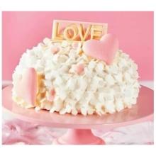 蛋糕图片:挚爱今生