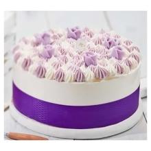 奶油蛋糕,布丁,芋头紫薯馅夹层