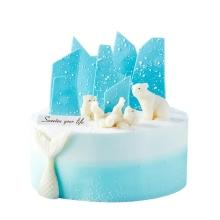 奶油蛋糕 85度c 鲜奶