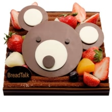 熊熊之家蛋糕