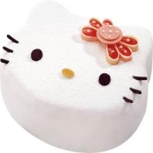 面包新语蛋糕吉蒂丽果可爱的hello kity造型