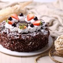透人的樱桃香融入巧克力的苦,加入草莓的酸甜,经得起各种口味的挑剔.