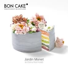 boncake豆沙裱花蛋糕