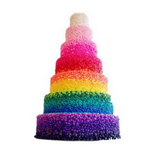 18寸+16寸+14寸+12寸+10寸+8寸+6寸七层彩虹蛋糕图片