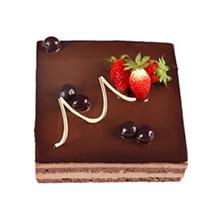 巧克力慕斯蛋糕图片