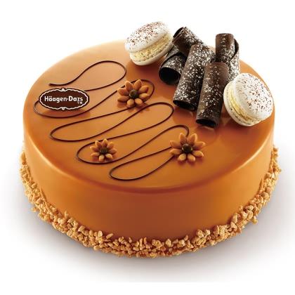 哈根达斯蛋糕/图片