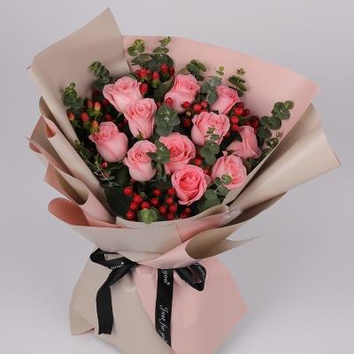 11支戴安娜玫瑰图片