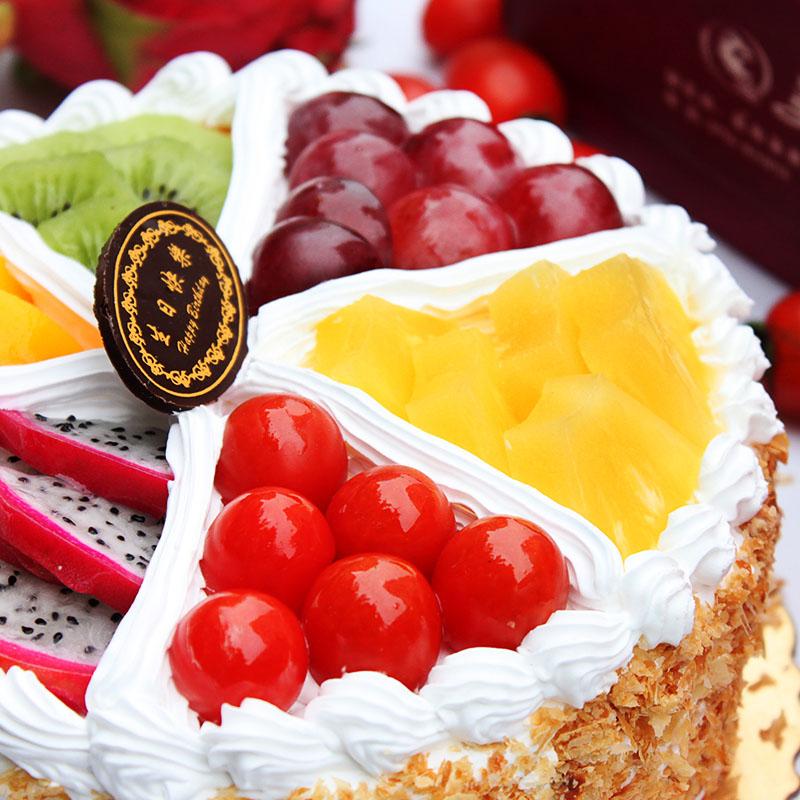 生日蛋糕图片
