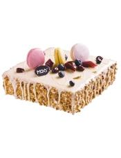 摩卡巧克力榛子蛋糕