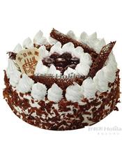 蛋糕图片:德式黑森林