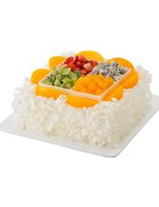 蛋糕图片:鲜果物语