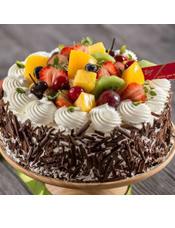 蛋糕图片:水果森林(85度C)