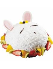 小兔子乖乖,把门儿开开,让朋友们都进来,一起乐开怀,可爱的兔兔,给可爱的你。