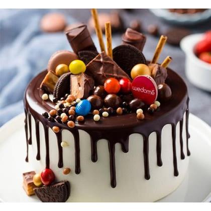 味多美巧克力盛宴图片