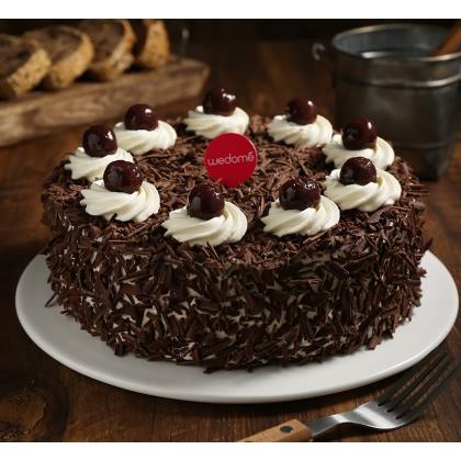 味多美经典黑森林蛋糕图片