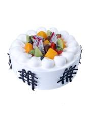 生日蛋糕 新鲜现做,请提前24小时付款预订