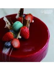 外形:方形 口味:蔓越莓口味 内坯:慕斯