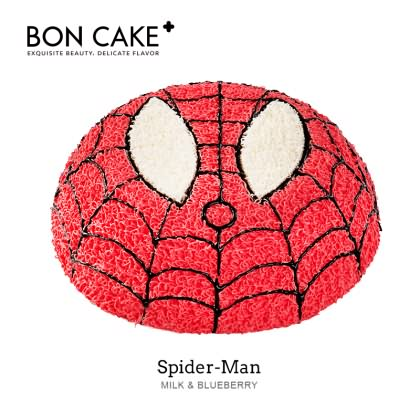BON CAKESpiderman蜘蛛侠图片