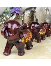 东南亚风格泰国大象家居装饰工艺品摆件