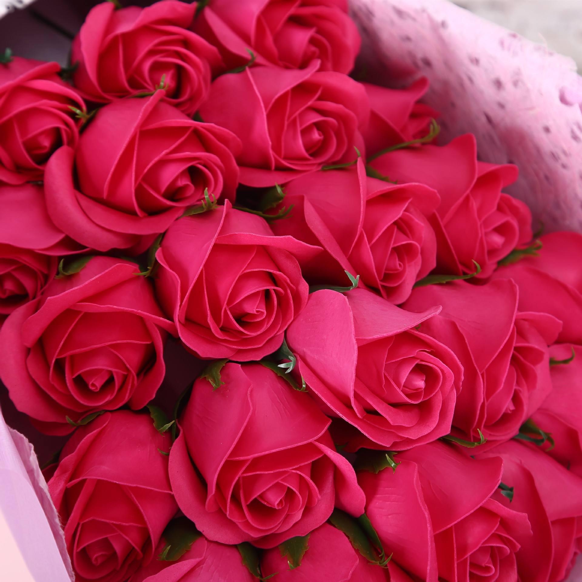 21朵玫瑰花语