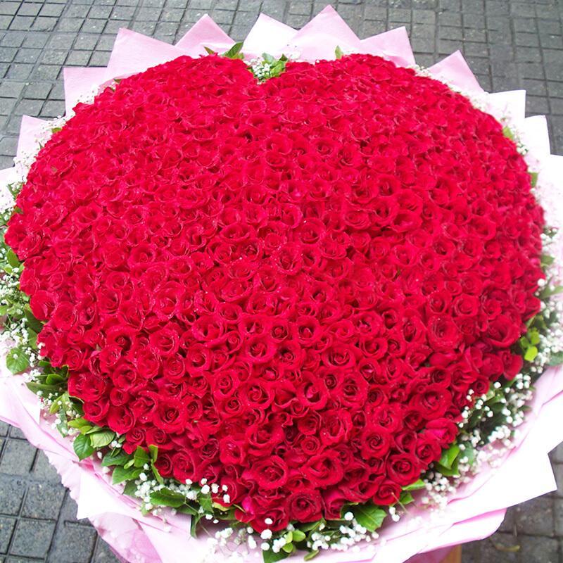 999朵玫瑰花的花语和代表什么意思