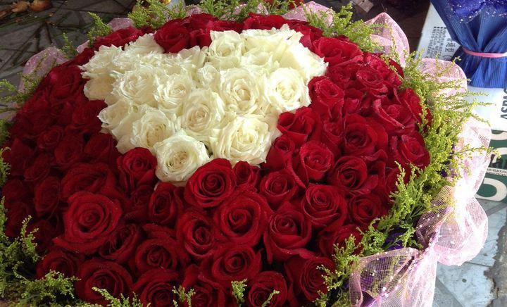 101朵玫瑰花代表什么意思
