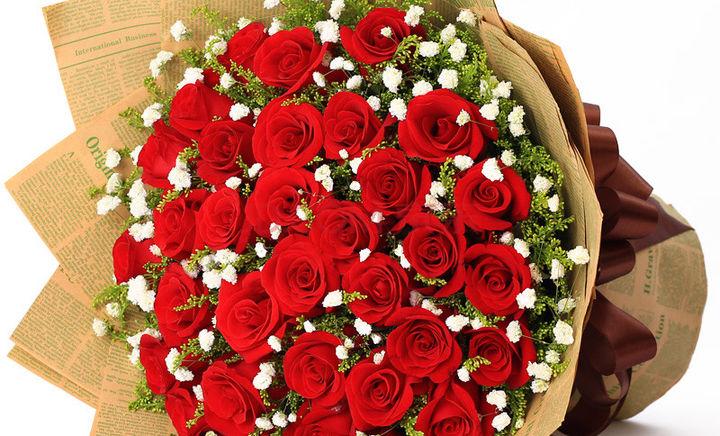 46朵玫瑰花的花语